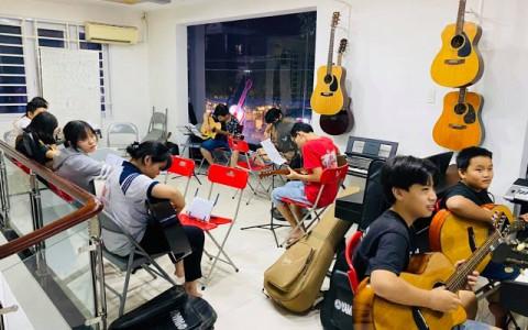 Khóa học Guitar tại Biên Hòa – Đồng Nai