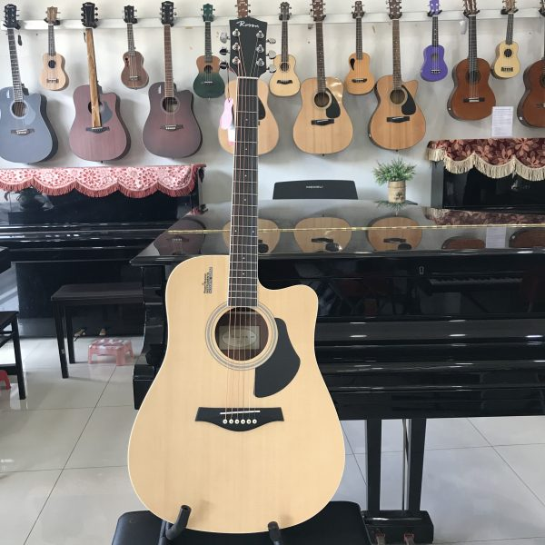 Đàn Guitar Acoustic Rosen G11 Màu Gỗ
