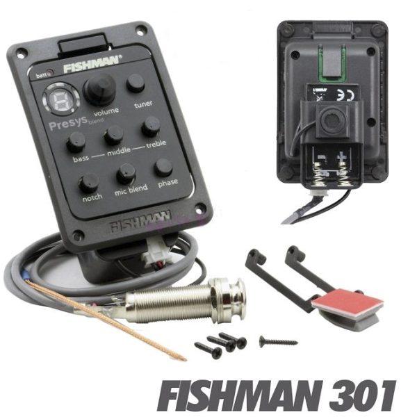 EQ FISHMAN 301