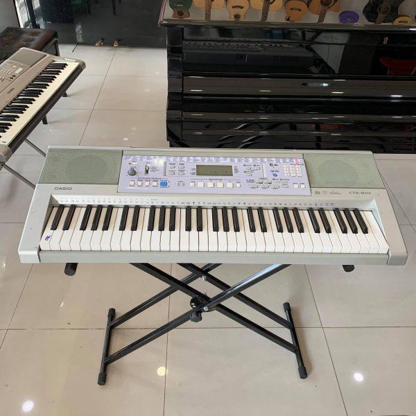 Đàn Organ Casio CTK-810