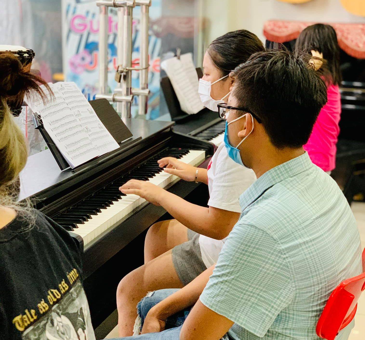dạy piano ở Biên Hòa