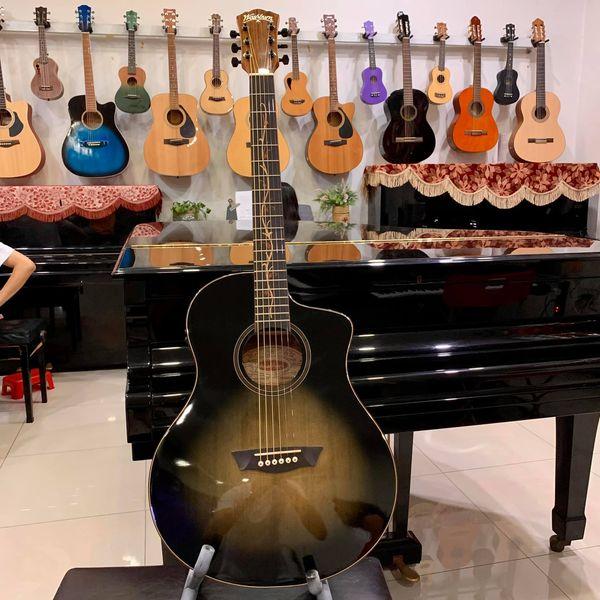 Guitar Acoustic WASHBURN EQ
