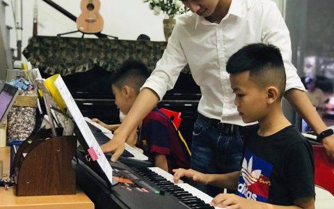 Địa điểm dạy nhạc biên hòa tốt và chất lượng không nên bỏ qua!