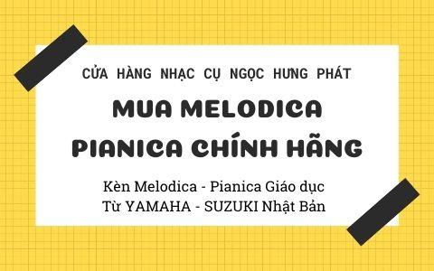 Cửa hàng bán Melodica tại Thành phố Biên Hoà.